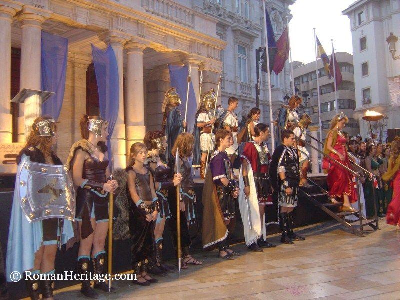 01_Spain_Murcia_Cartagena_Festival_Carthaginian_and_Romans_fiesta_de_cartagineses_y_romanos_re-enactment