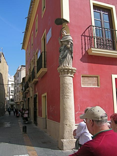 Columna-Miliaria