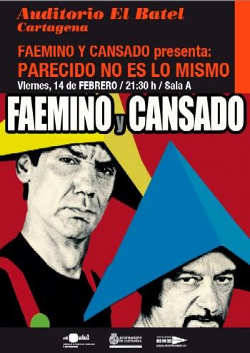 FaeminoyCansadoAuditorioElBatel