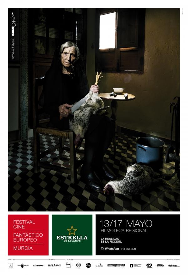 Festival de Cine Fantástico Europeo de Murcia 13 – 17 Mayo