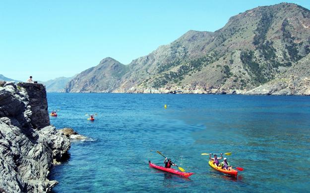 portuskayak-curso-kayak-cartagena-ofertas-ocio-murcia-1